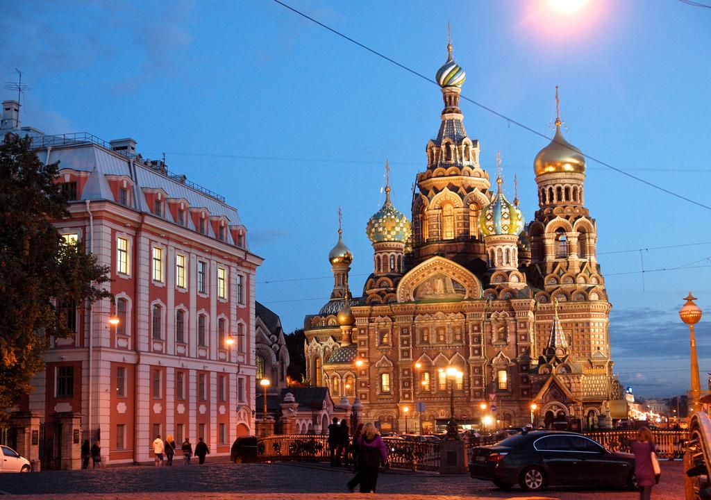 нова година в русия