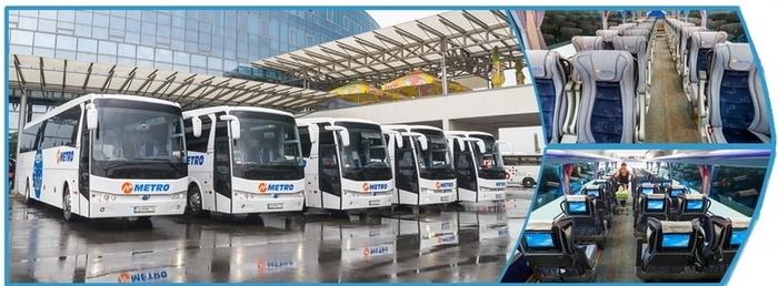 Metro transport